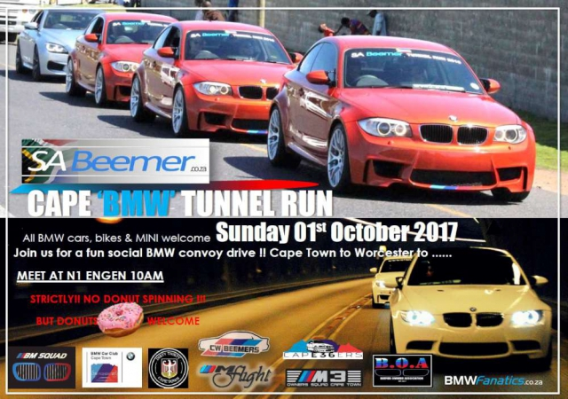 bmw tunnel run