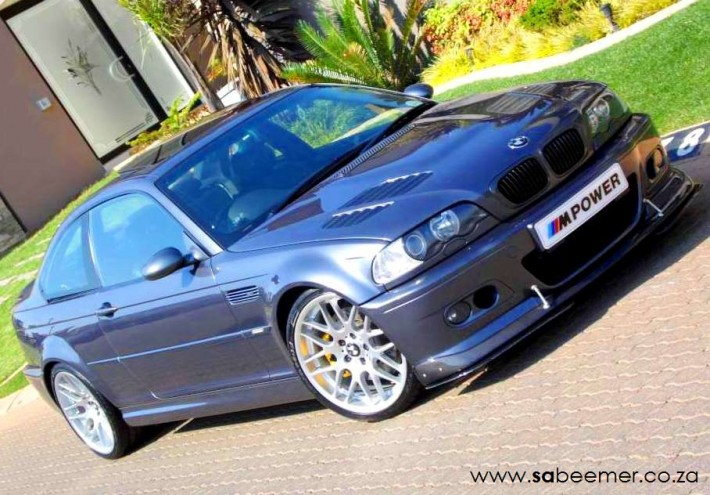 BMW COLLECTION E46 M3