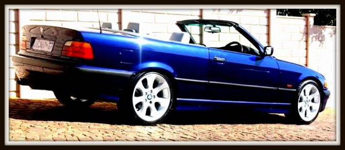 bmw 325 convertible